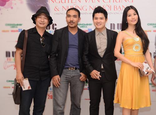 Sau scandal, Chung Minh rộng tay làm show - 1