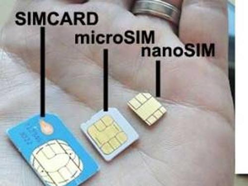 Nano-SIM sắp được bán giá 25.000 đồng - 1
