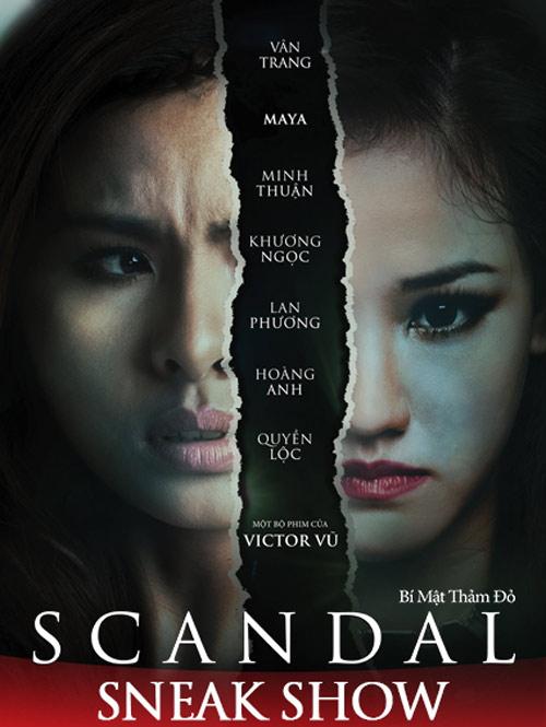 """Scandal: Phim... """"siêu thị"""" - 1"""