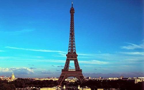 10 biểu tượng du lịch dễ nhận biết nhất thế giới - 1