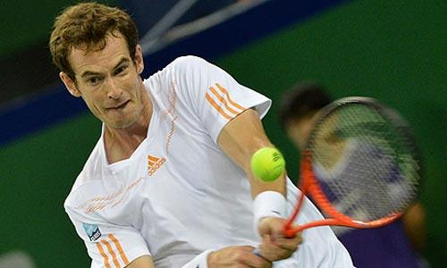 Federer - Murray: Trận chiến tuyệt đỉnh (Thượng Hải Masters) - 1