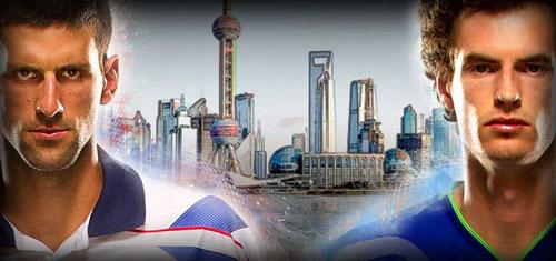 Djokovic - Murray: Siêu kịch tính (CK Thượng Hải Masters) - 1