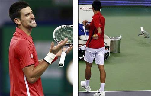 Tennis 8: Djokovic & Murray thi… đập vợt - 1