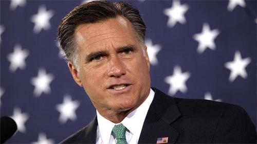 Chân dung ứng viên TT Mỹ Mitt Romney - 1