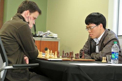 Giải cờ vua Spice Cup 2012: Lê Quang Liêm hoà cả 4 trận - 1