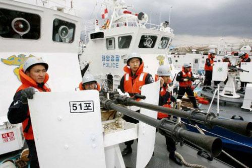 Hàn Quốc bắn chết ngư dân Trung Quốc - 1