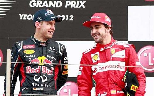 Vettel ký hợp đồng với Ferrari - 1