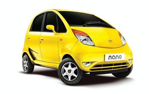 "Tata Nano ""lên đời"" đến Mỹ - 1"