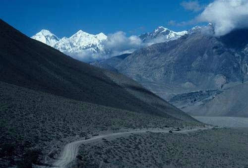 Đường mòn ngoạn mục của Nepal - 1
