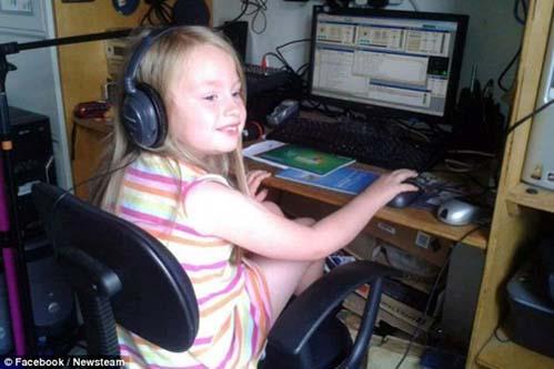 6 tuổi trở thành DJ trẻ nhất thế giới - 1