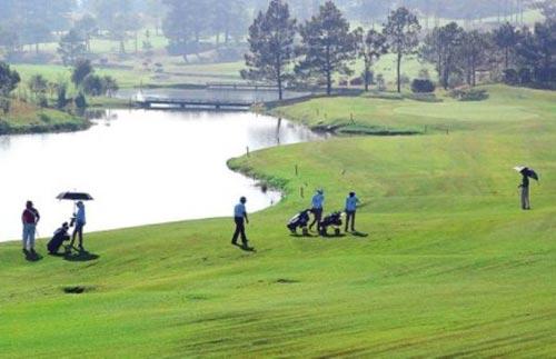Ký sự một ngày trên sân golf (Kỳ 1) - 1