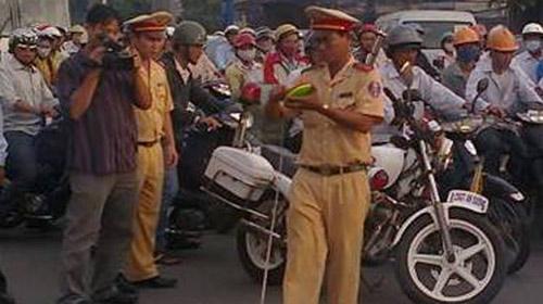 Tai nạn GT: Kí ức của trung úy cảnh sát - 1