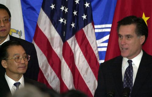 """Trung Quốc """"chấm thi"""" tổng thống Mỹ - 1"""