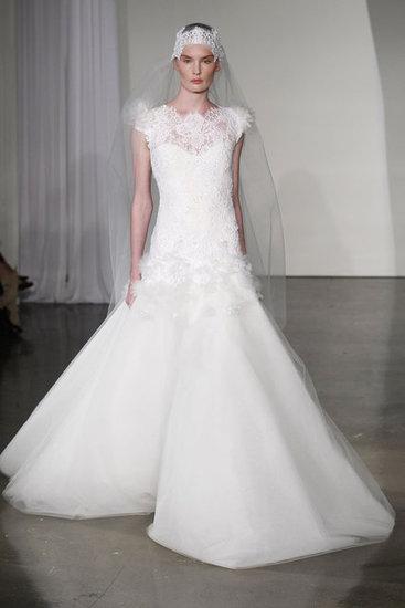 Váy cưới hợp mốt dành cho các tín đồ - 1