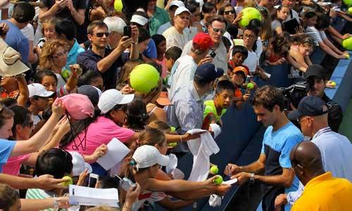 Hat-trick giải thưởng đang chờ Federer - 1