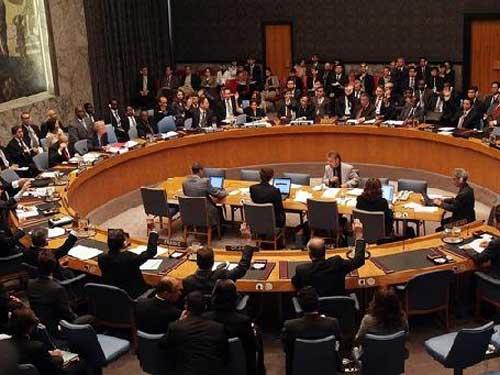 Hội đồng Bảo an chọn 5 thành viên mới - 1