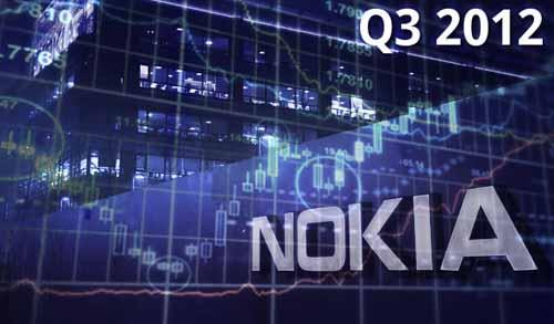 Nokia tiếp tục thua lỗ trong quý 3 - 1