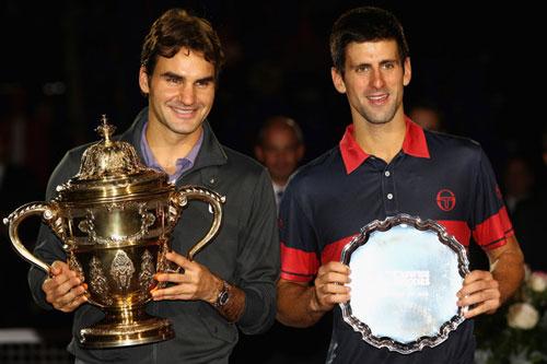 Tennis  8: Djokovic cao tay ấn - 1