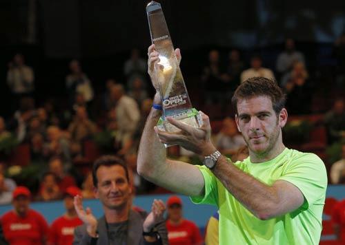 Federer đụng độ đối thủ mới ở Basel Open - 1