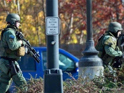 Lại xả súng tại Mỹ, 3 người chết - 1