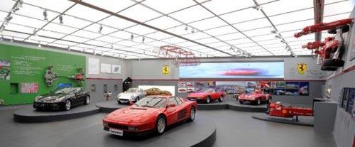 Viện bảo tàng Ferrari ngày càng đông khách - 1