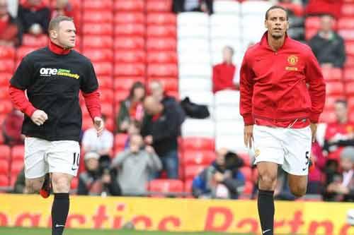 Dù xin lỗi, Sir Alex vẫn phạt Ferdinand - 1