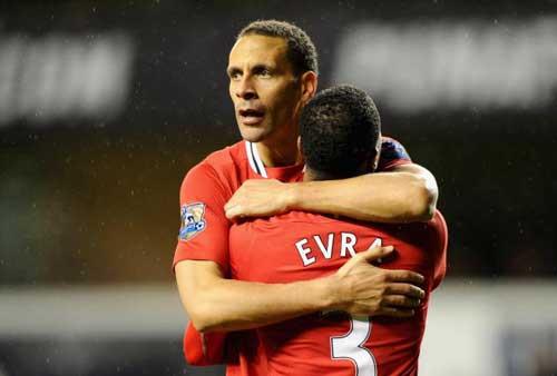MU – Braga: Công lại bù thủ - 1