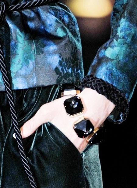 Thu/đông 2012: Lộng lẫy trang sức đá quý - 1