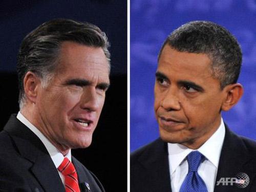 Hôm nay, Obama và Romney đấu trận cuối cùng - 1