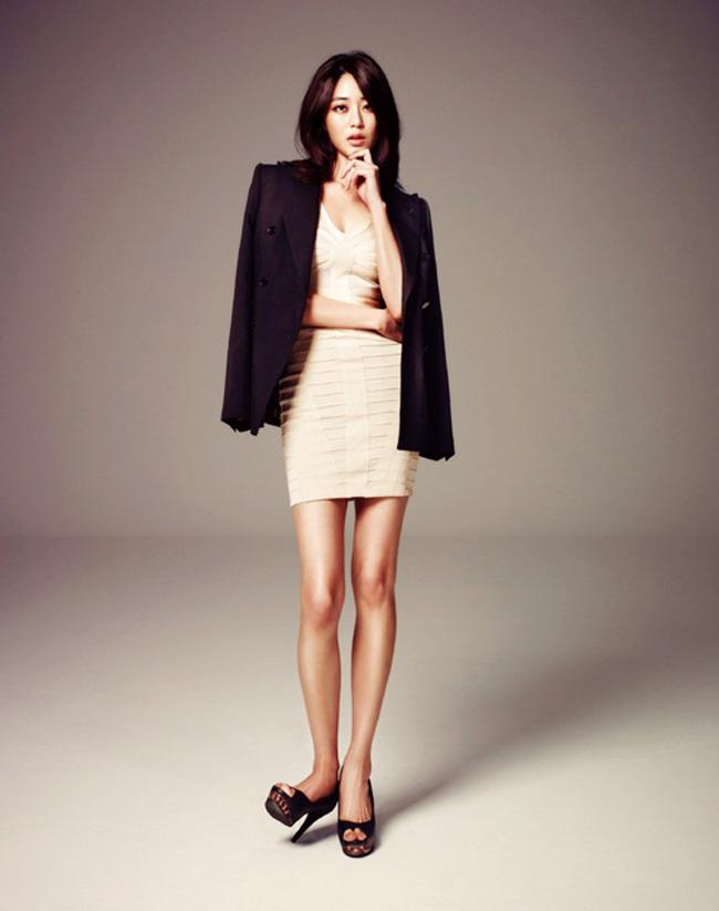 Kim Hyo Jin, nữ diễn viên của Mùi vị đồng tiền