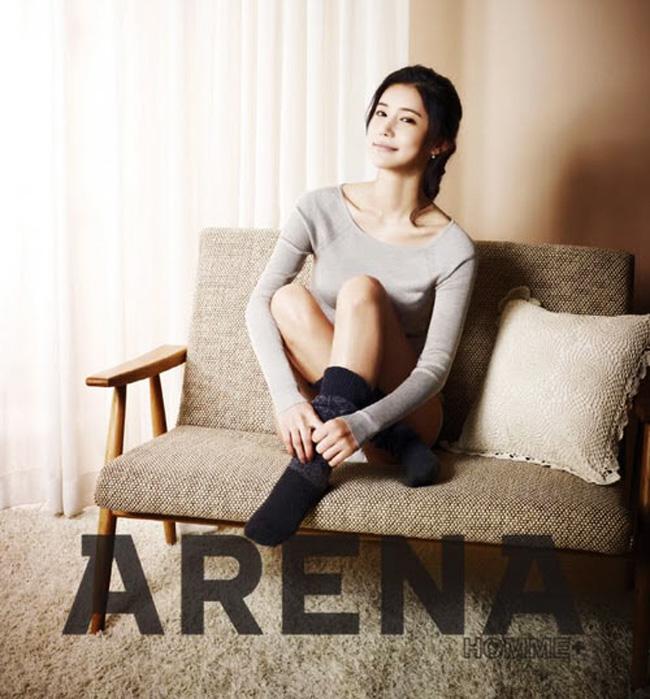 Thời gian này, Oh In Hye đang tham gia vai phụ trong phim truyền hình Mã Y.