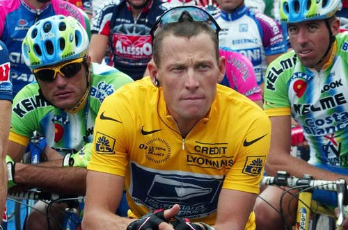 Lance Armstrong sắp… nghèo - 1