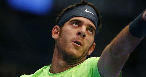 Del Potro giành suất tới London của Nadal - 1
