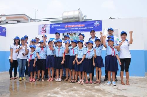 160 ngàn dân hưởng lợi từ dự án nâng cao điều kiện vệ sinh cơ bản - 1