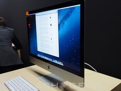 Khám phá Apple iMac 2012 siêu mỏng, chống lóa - 1