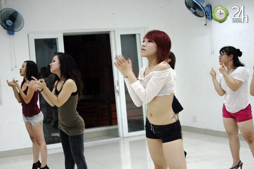"""Sexy dance """"hút hồn"""" giới trẻ Sài thành - 5"""