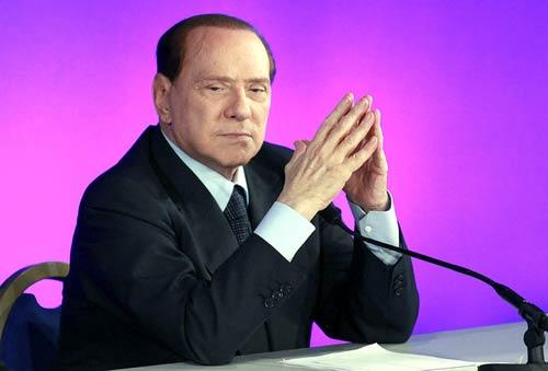 Án tù của chủ tịch Milan được giảm mạnh - 1