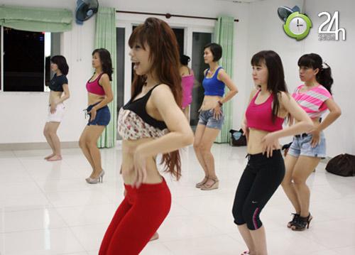 """Sexy dance """"hút hồn"""" giới trẻ Sài thành - 8"""