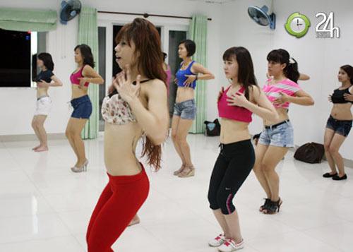 """Sexy dance """"hút hồn"""" giới trẻ Sài thành - 9"""