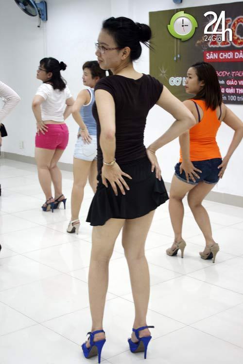 """Sexy dance """"hút hồn"""" giới trẻ Sài thành - 13"""