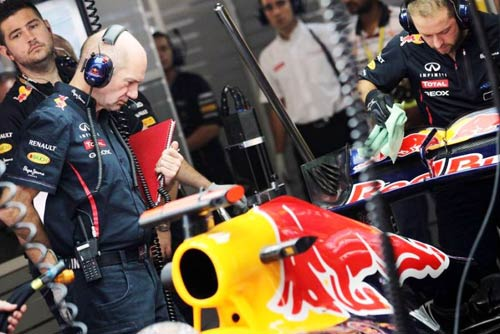 Đua thử Indian GP: Vẫn là Vettel - 1
