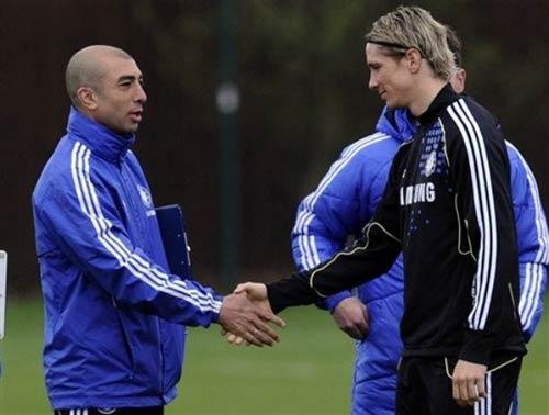 """Di Matteo không ngại """"trảm"""" Torres - 1"""
