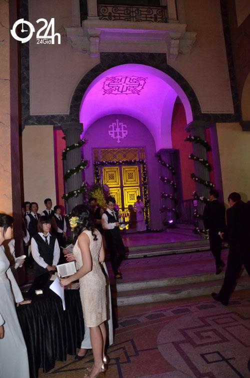 """Lễ cưới """"kín"""" của Đỗ Hải Yến với đại gia - 1"""
