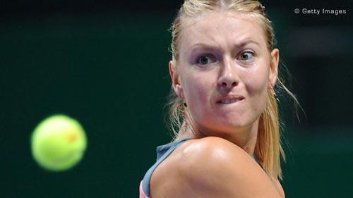 Azarenka - Sharapova: Kỷ niệm buồn (BK WTA Championships) - 1