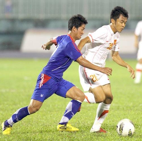 ĐT Việt Nam – U23 Hàn Quốc: Chờ sự khởi sắc - 1