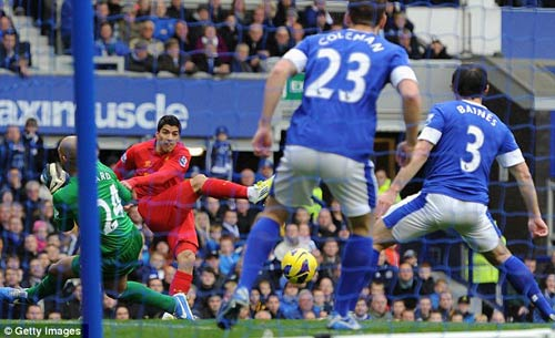 Everton - Liverpool: Xứng danh derby - 1