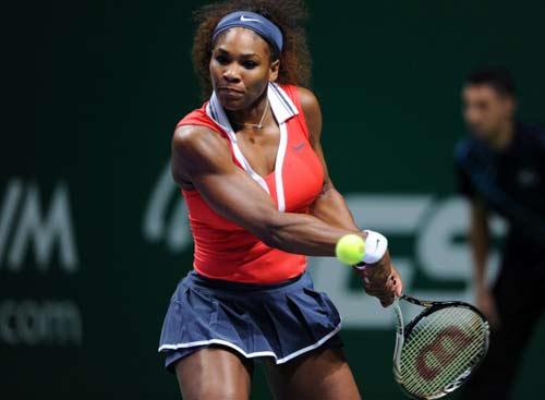 Serena - Sharapova: Không thể cản - 1