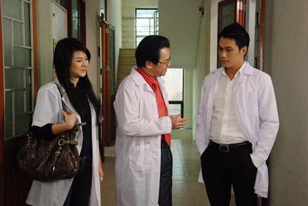 """3 cảnh """"yêu"""" đặc biệt của phim Việt - 1"""