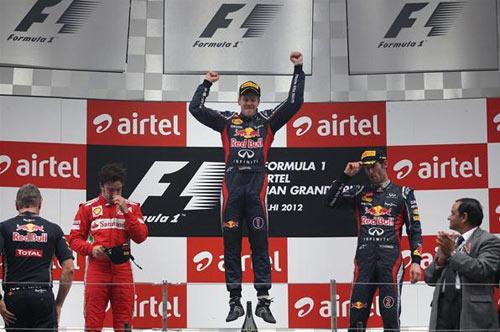 F1- Indian GP: Thêm một bước tới thiên đường - 1