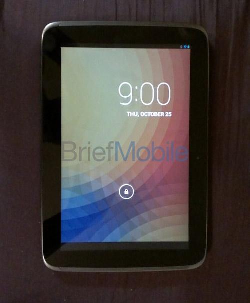 Google Nexus 10 sắp ra mắt - 1
